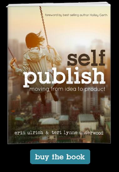 self-publish: moving from idea to product - selfpublishthebook.com